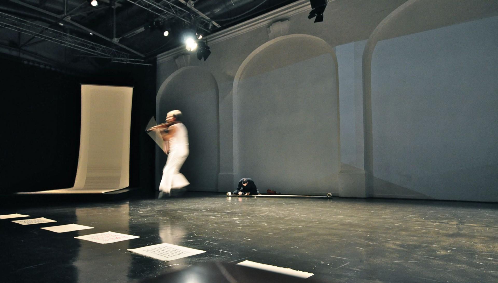 Premiere: Aufführung im E-Werk Freiburg